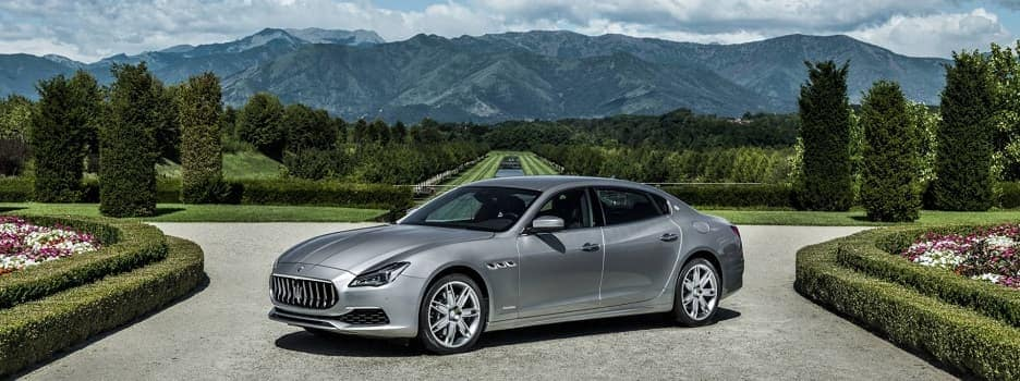 Lease A New Maserati at Napleton Maserati of Dowers Grove