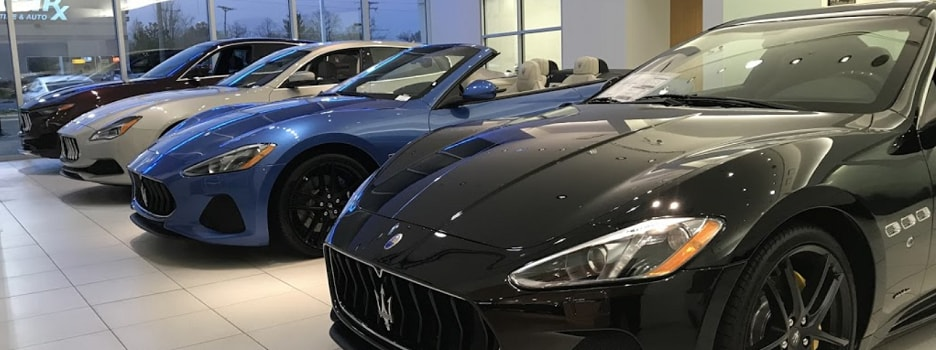 Maserati Service Near Downers Grove, IL