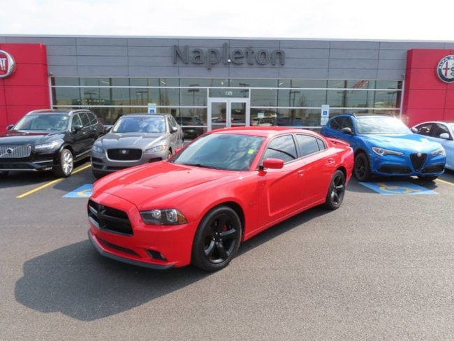 2014 Dodge Charger 4dr Sdn RT RWD Sedan