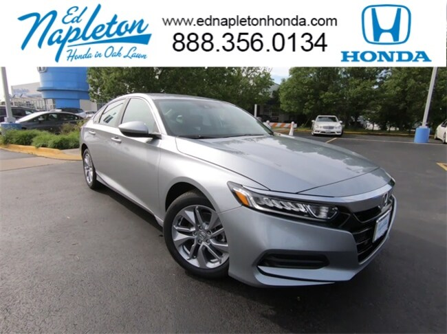 2019 Honda Accord LX Sedan in Oak Lawn IL