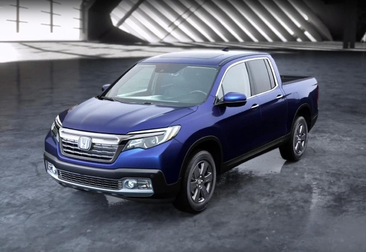 Honda Ridgeline Safety Tech