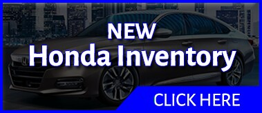 New Honda Dealership Inventory Sale