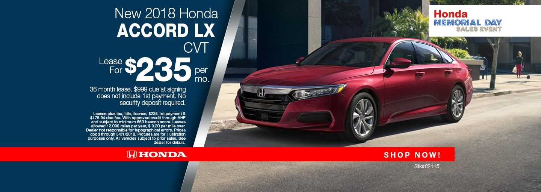 Honda Accord Chicago