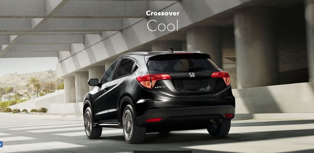 Honda HR-V test drive near me