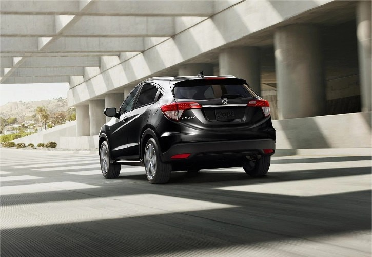 Black Honda HR-V Oak Lawn