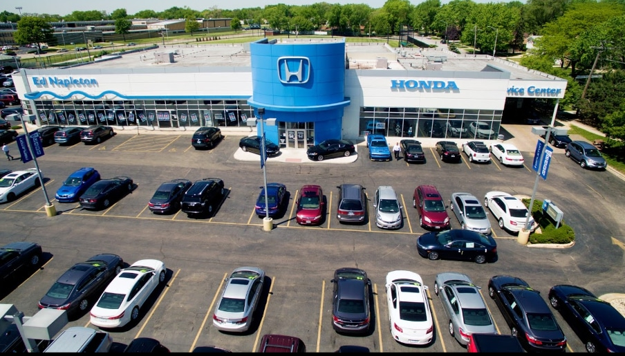 Honda Naperville dealership Deals