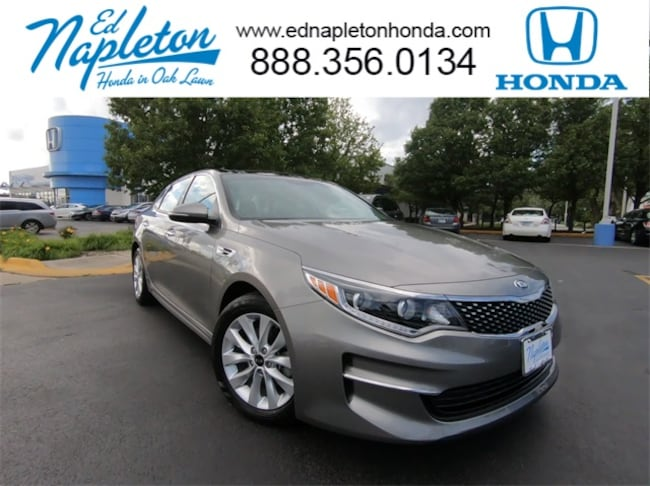 2016 Kia Optima EX Sedan in Oak Lawn IL
