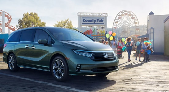 2021 Honda Odyssey for Sale