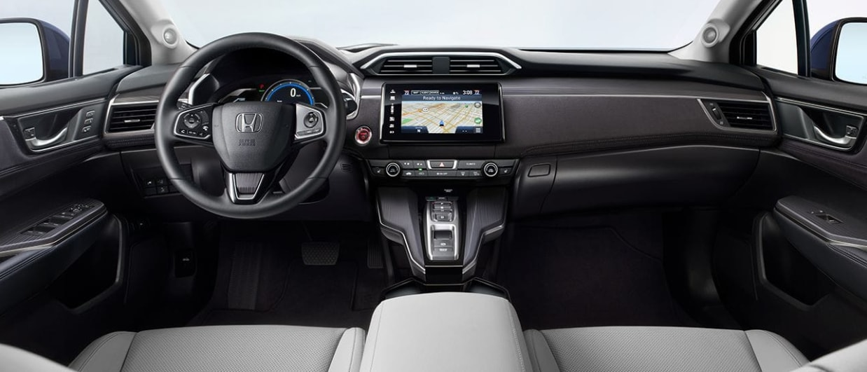 Oak-Lawn-Honda-Clarity-Interior