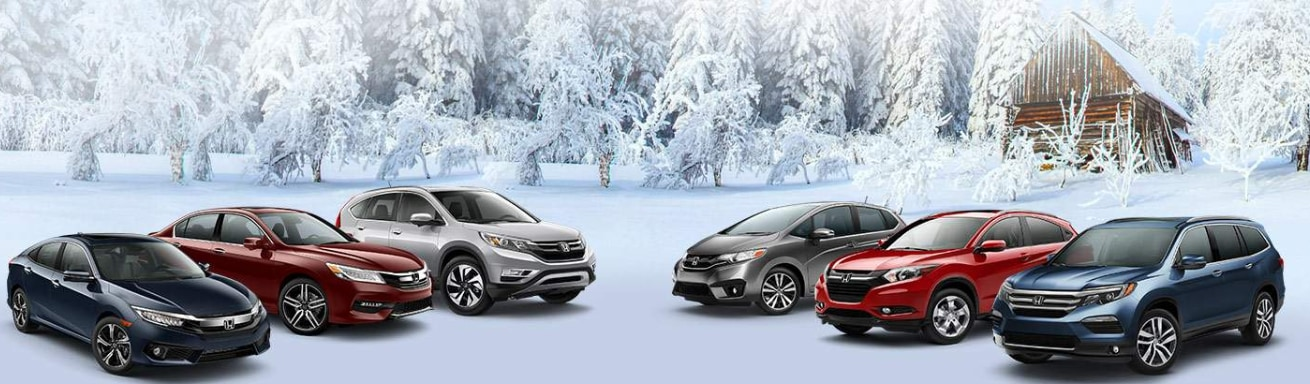 Honda Dealership Deals