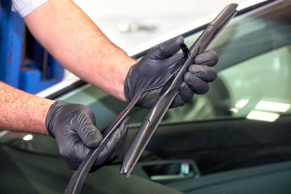 Image result for changing wiper blades