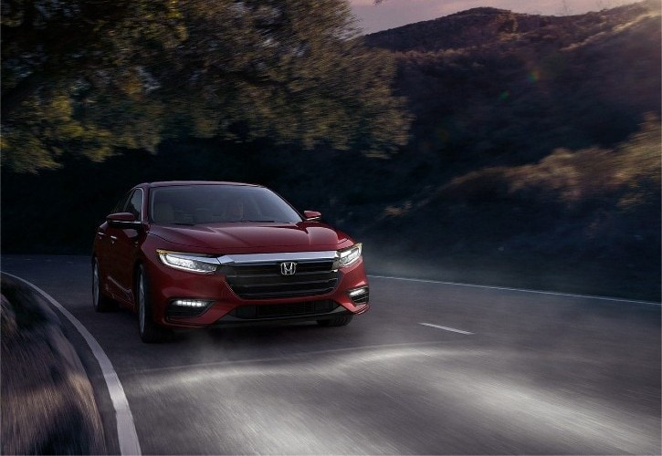 All-new Oak Lawn Honda Insight