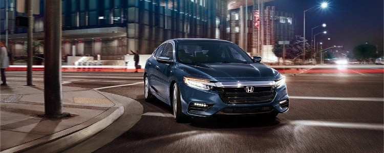 2021 Honda Insight Deals