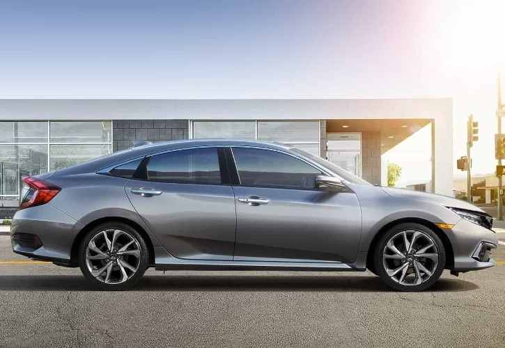 New Honda Civic features