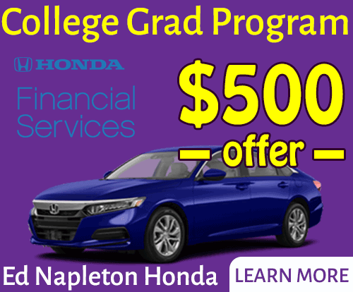 HOnda College Discount