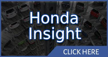 Honda Insight Oak Lawn