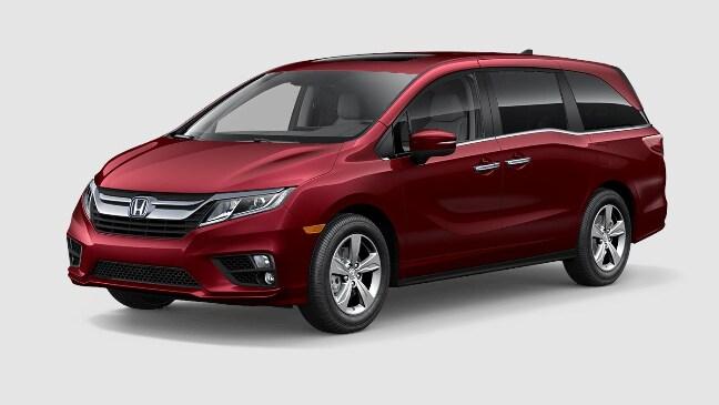 Perfect ... Honda Odyssey