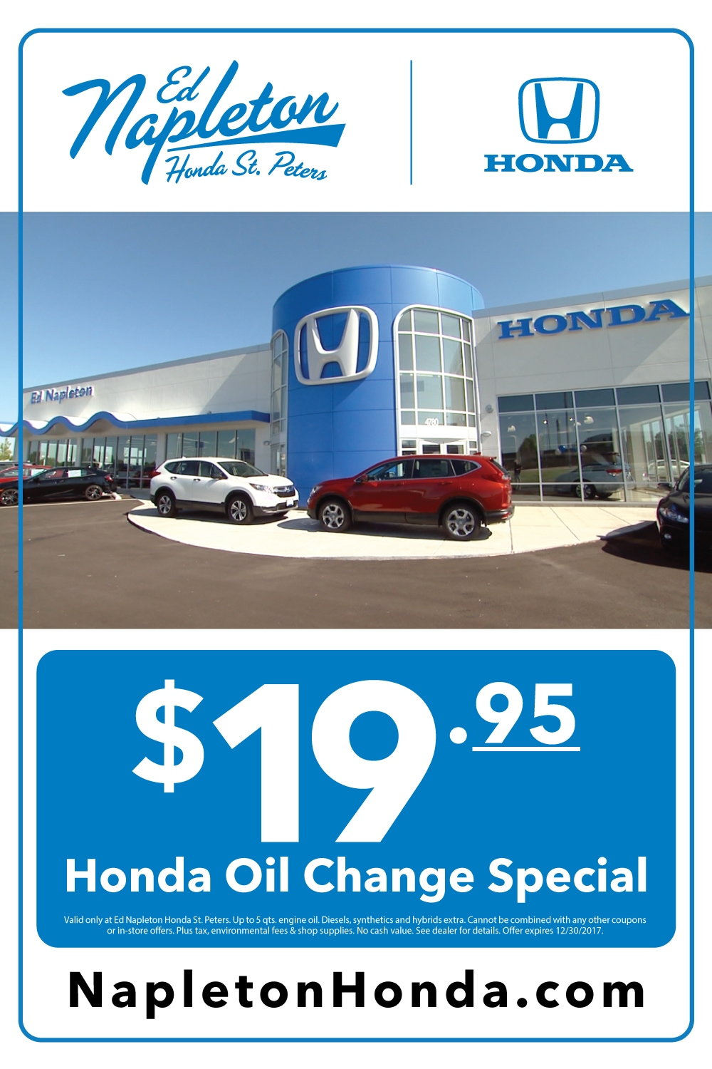 Ed Napleton Honda | New Honda dealership in St. Peters, MO 63376