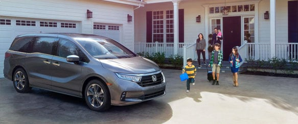 St. Peters Honda Odyssey Specials