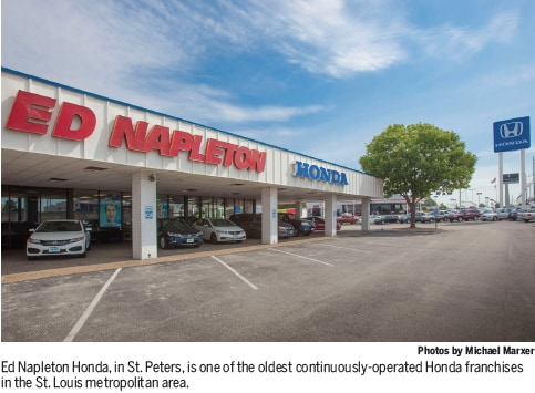 Ed Napleton Honda >> News Ed Napleton Honda New Honda Dealership In St Peters Mo 63376