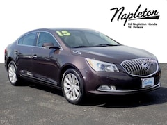 2015 Buick LaCrosse Leather Group Sedan