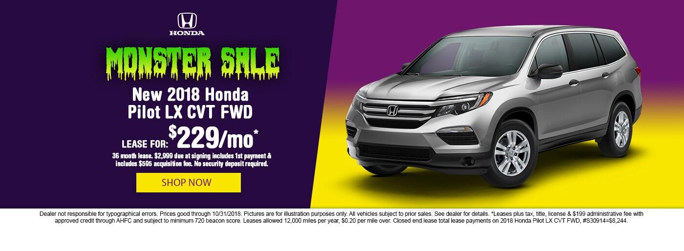 2018 Honda Pilot For Sale Near St Peters