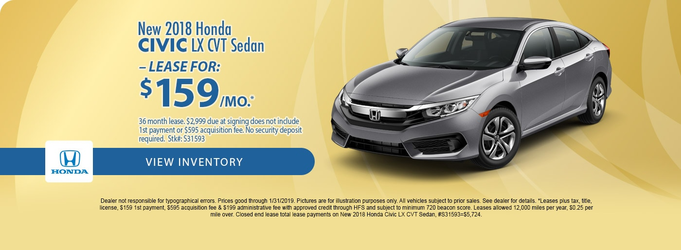 Honda Civic St Peters St Louis