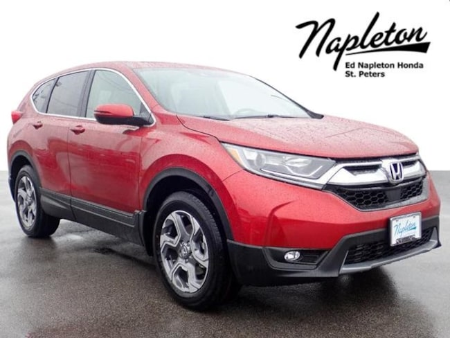 2019 Honda CR-V EX-L AWD SUV in St. Peters, MO