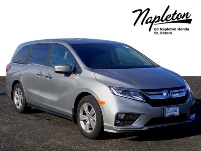 2019 Honda Odyssey EX-L w/Navigation & RES Van in St. Peters, MO