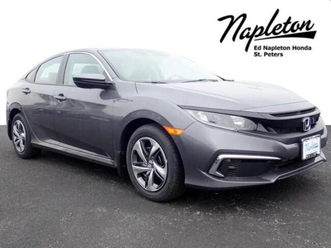2019 Honda Civic LX Sedan in St. Peters, MO