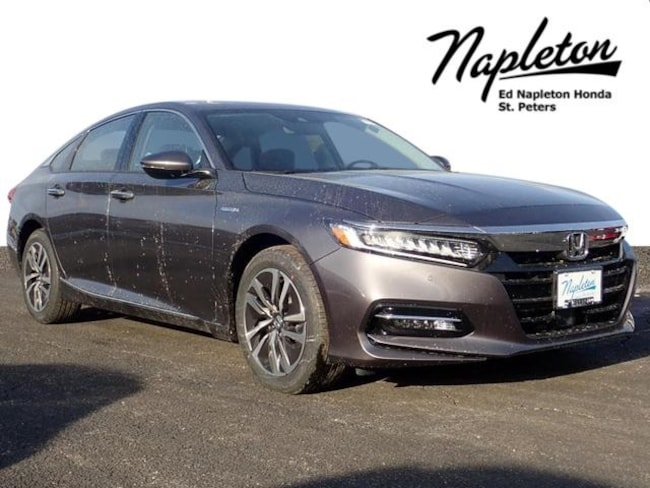 2019 Honda Accord Hybrid Touring Sedan in St. Peters, MO