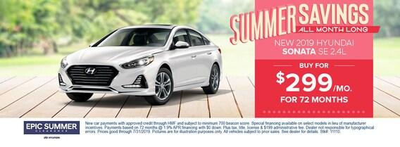 Hyundai Lease Deals >> New Hyundai Lease Deals Napleton Hyundai