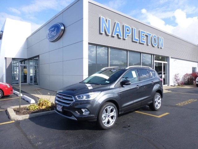 Napleton Ford Libertyville >> New 2019 Ford Escape For Sale At Napleton Ford In