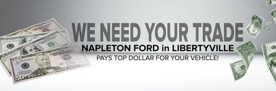 Napleton Ford Libertyville >> Napleton Ford In Libertyville Ford Dealer In Libertyville Il