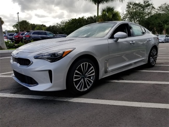 2018 Kia Stinger Premium Hatchback in Palm Beach Gardens