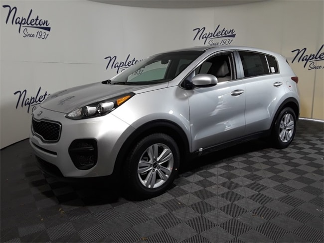2019 Kia Sportage LX SUV in Palm Beach Gardens