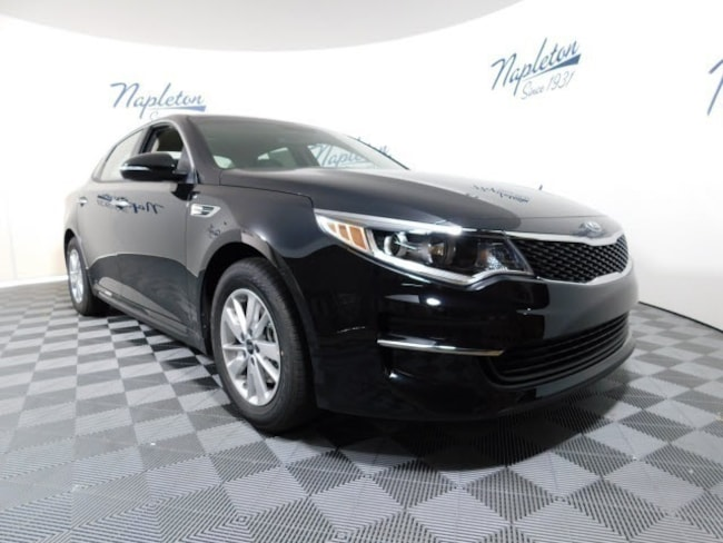 2018 Kia Optima LX Sedan in Palm Beach Gardens