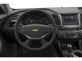 Chevy Impala vs Kia Optima -impala interior