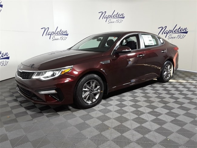2019 Kia Optima LX Sedan in Palm Beach Gardens