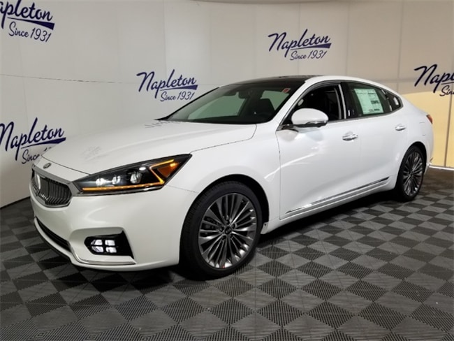 2019 Kia Cadenza Limited Sedan in Palm Beach Gardens