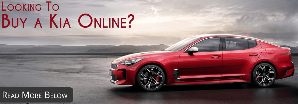 Buy a Kia Online Today