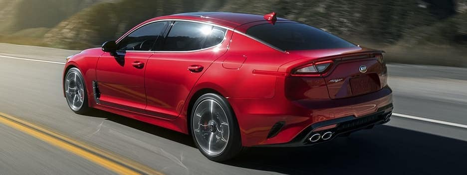 Kia Stinger Price Quote In West Palm Beach