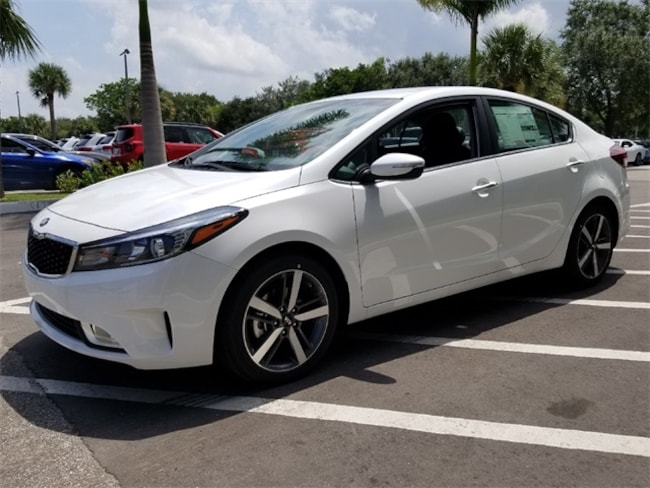 2018 Kia Forte EX Sedan in Palm Beach Gardens