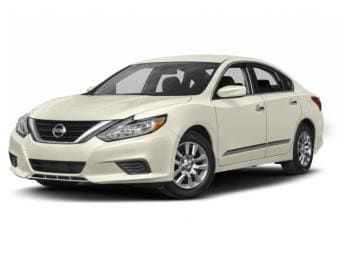Nissan Altima Exterior Front