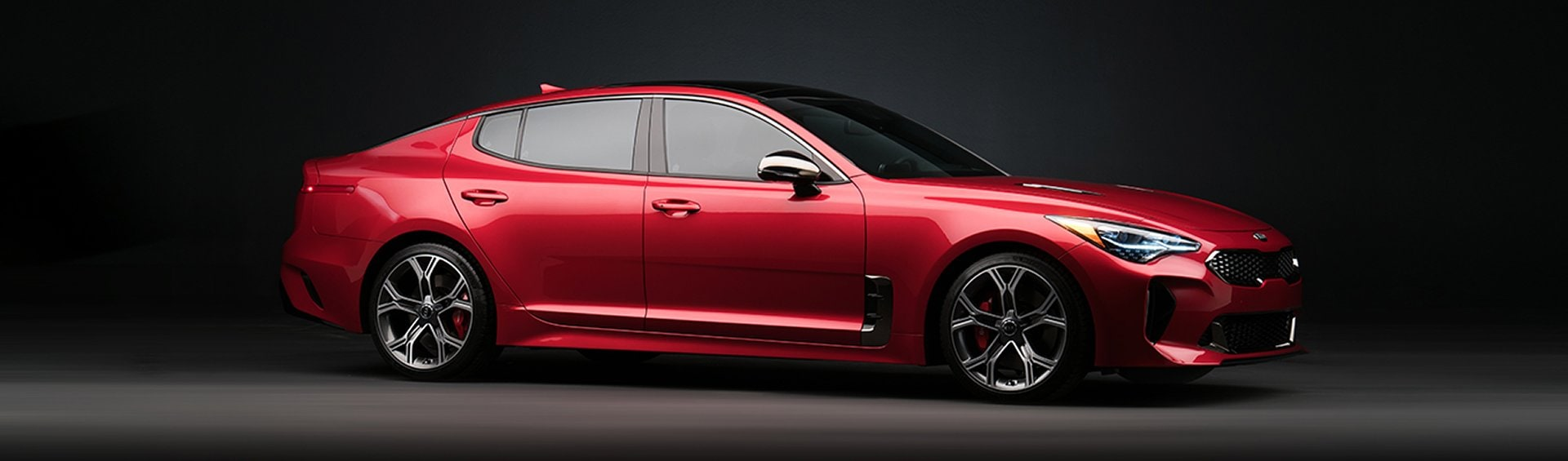 New Kia Stinger - Palm Beach Gardens, FL