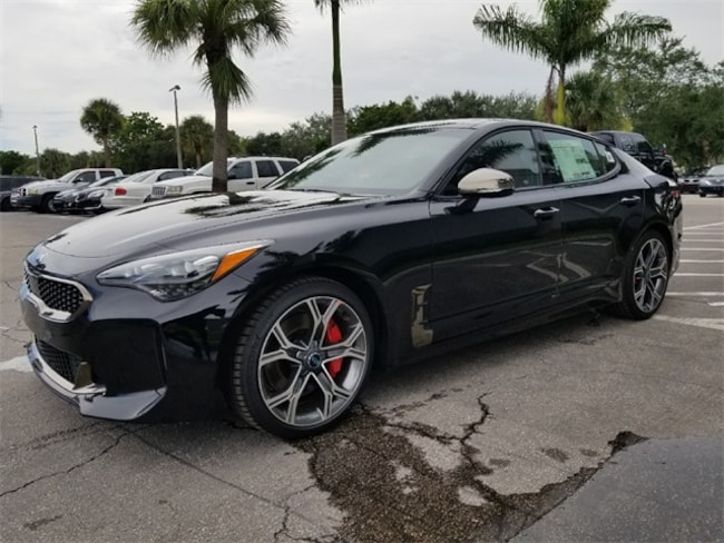 2018 Kia Stinger GT2 Hatchback in Palm Beach Gardens