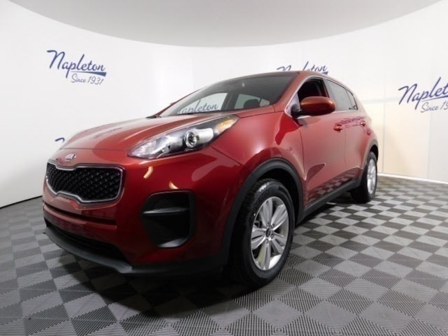 2018 Kia Sportage LX SUV in Palm Beach Gardens