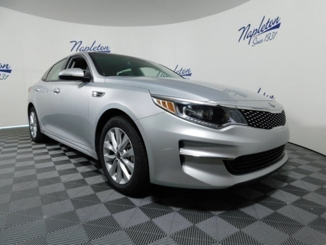 2018 Kia Optima EX Sedan in Palm Beach Gardens
