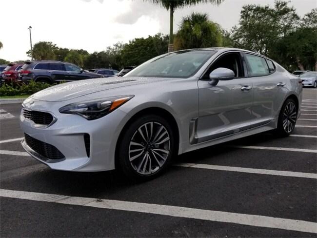 2018 Kia Stinger Premium Hatchback in Palm Beach Gardens