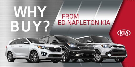 Ed Napleton Kia >> Why Buy From Napleton S Kia Of Elmhurst Elmhurst Il
